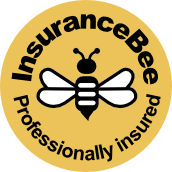 Professionally insured by InsuranceBee