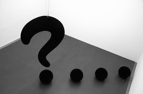 What insurance do insurance agents need question mark and dots