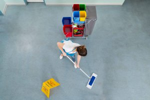 woman mopping floor_shutterstock_382927066